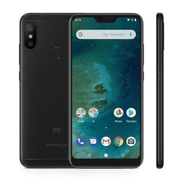 Смартфон Xiaomi Mi A2 Lite 3/32Gb Global (Цвет: Black)