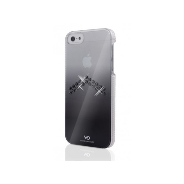 Чехол-накладка White Diamonds Arrow для смартфона iPhone 5/5s/SE (Цвет: Black)