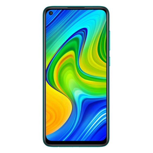 Смартфон Xiaomi Redmi Note 9 3/64Gb NFC RU (Цвет: Forest Green)