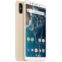 Смартфон Xiaomi Mi A2 6/128Gb Global (Цвет: Gold)