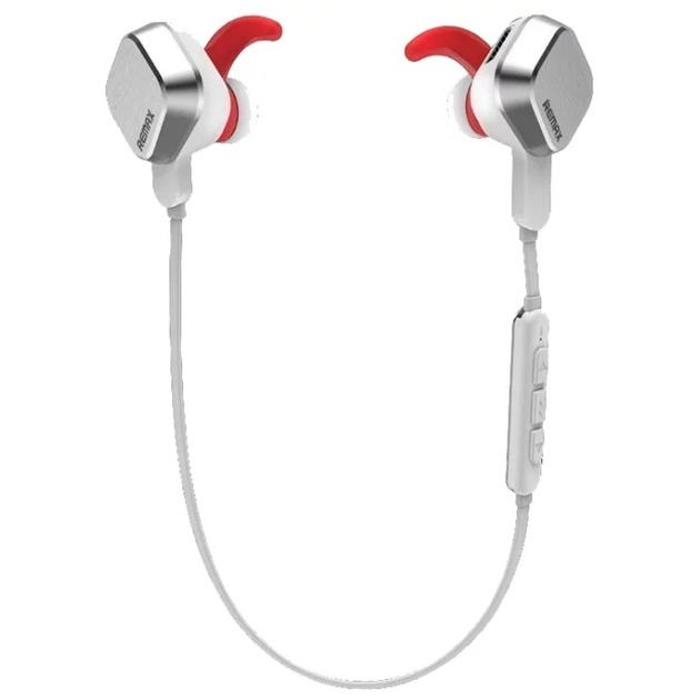 Наушники Remax Magnet Sports Bluetooth Headset RB-S2 (Цвет: Silver)