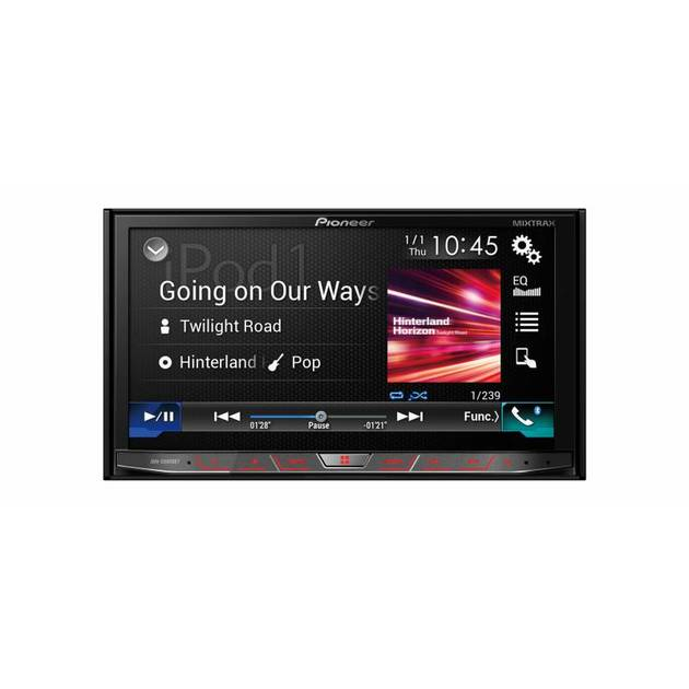 Автомагнитола CD DVD Pioneer AVH-X8800BT 2DIN 4x50Вт