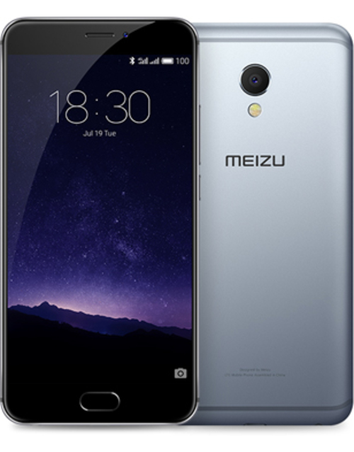 Смартфон Meizu MX6 4/32Gb (Цвет: Gray)