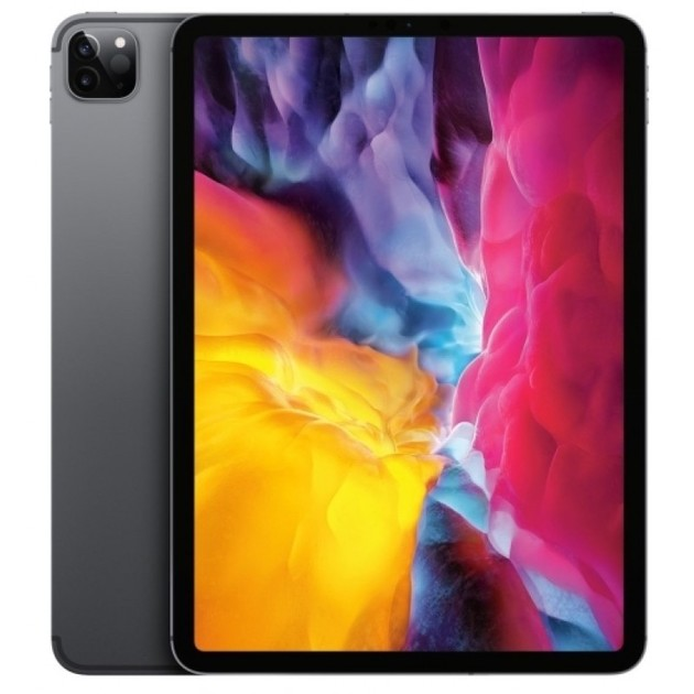 Планшет Apple iPad Pro 11 (2020) 256Gb Wi-Fi + Cellular (Цвет: Space Gray)