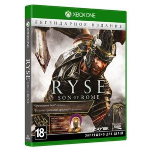 Игра Ryse: Son of Rome Legendary Edition для Xbox One (полностью на русском)