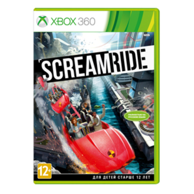 Игра Scream Ride [Xbox 360]