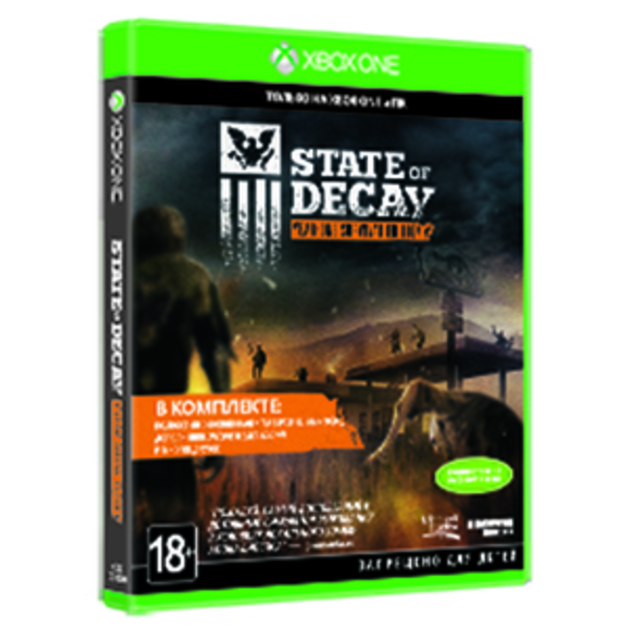 Игра State of Decay для Xbox One