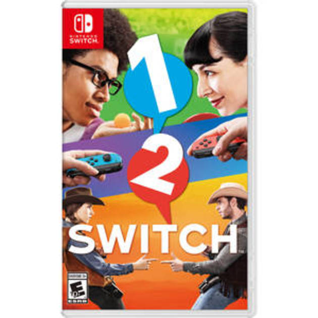 Игра Nintendo Switch на картридже 1-2-Switch / 1-2-SWITCH RUS
