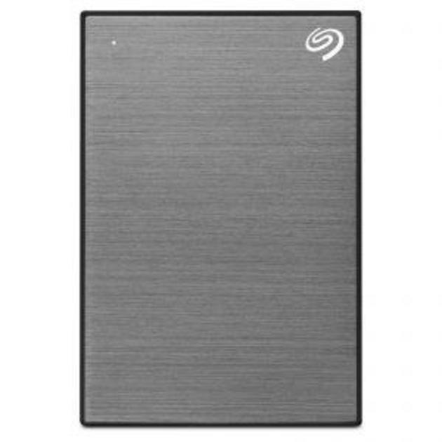 Внешний HDD Seagate Backup Plus Slim Portable Drive 2 ТБ (Цвет: Space Grey)