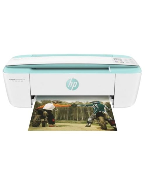 МФУ струйный HP DeskJet Ink Advantage 3785 (T8W46C) A4 WiFi USB аквамарин (sea grass)/белый