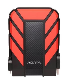 Жесткий диск A-Data USB 3.0 2Tb AHD710P-2TU31-CRD HD710Pro DashDrive Durable 2.5 (Цвет: Red)
