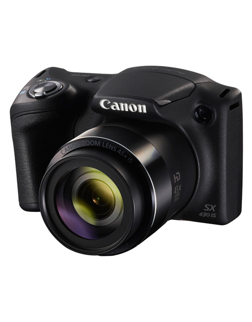 Фотоаппарат Canon Powershot SX430 IS (Цвет: Black)