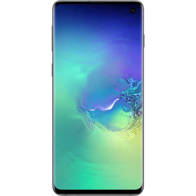 Смартфон Samsung Galaxy S10 8/128Gb (Цвет: Prism Green)