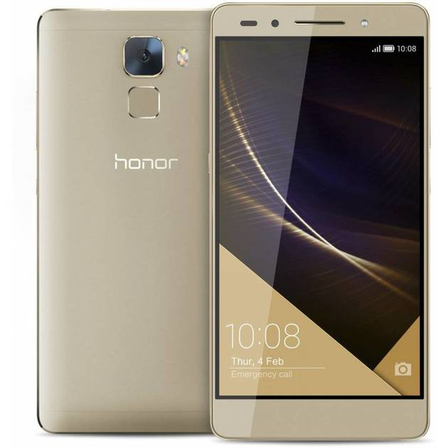 Смартфон Honor 7 Premium 32Gb (Цвет: Gold)