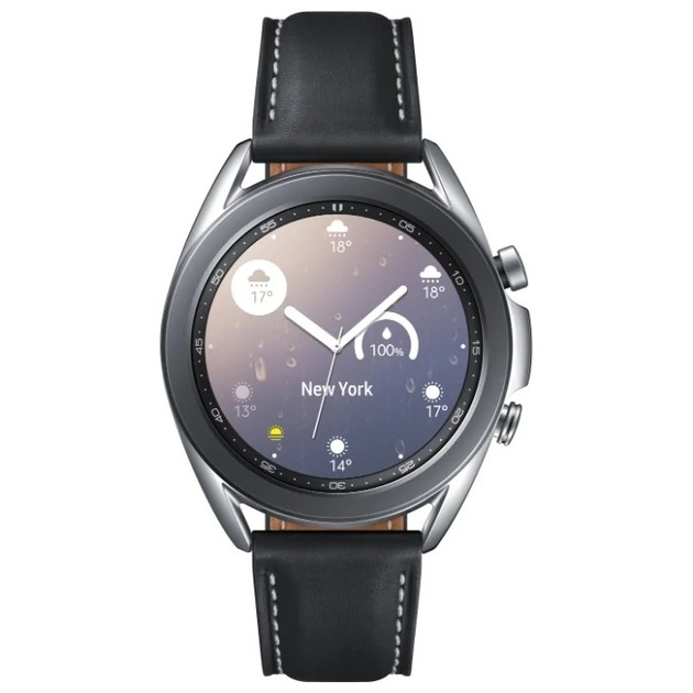 Умные часы Samsung Galaxy Watch 3 41mm (Цвет: Silver)