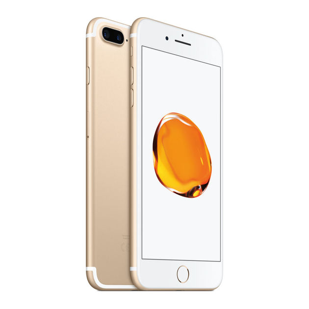 Смартфон Apple iPhone 7 Plus 256Gb (Цвет: Gold) EU