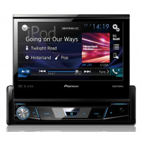 Автомагнитола CD DVD Pioneer AVH-X7800BT 1DIN 4x50Вт