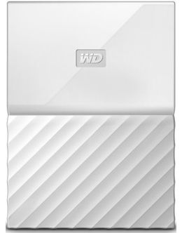 Жесткий диск WD Original USB 3.0 2Tb WDBLHR0020BWT-EEUE My Passport 2.5 (Цвет: White)