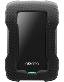 Жесткий диск A-Data USB 3.0 4Tb AHD330-4TU31-CBK HD330 DashDrive Durable 2.5 (Цвет: Black)