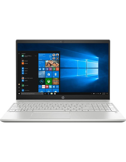 Ноутбук HP Pavilion 15-cs0096ur Pentium 4417U/4Gb/SSD128Gb/Intel UHD Graphics 620/15.6/TN/HD (1366x768)/Windows 10/silver/WiFi/BT/Cam