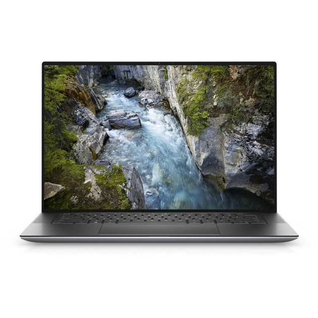 Ноутбук Dell Precision 5550 Core i7 10750H/16Gb/SSD512Gb/NVIDIA Quadro T1000 4Gb/15.6/WVA/FHD+ (1920x1200)/Windows 10 Professional 64/grey/WiFi/BT/Cam
