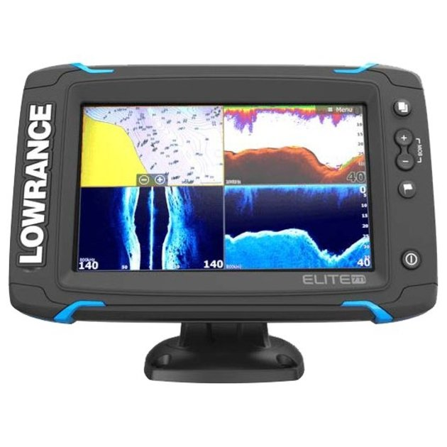 Эхолот Lowrance Elite-7 Ti TotalScan