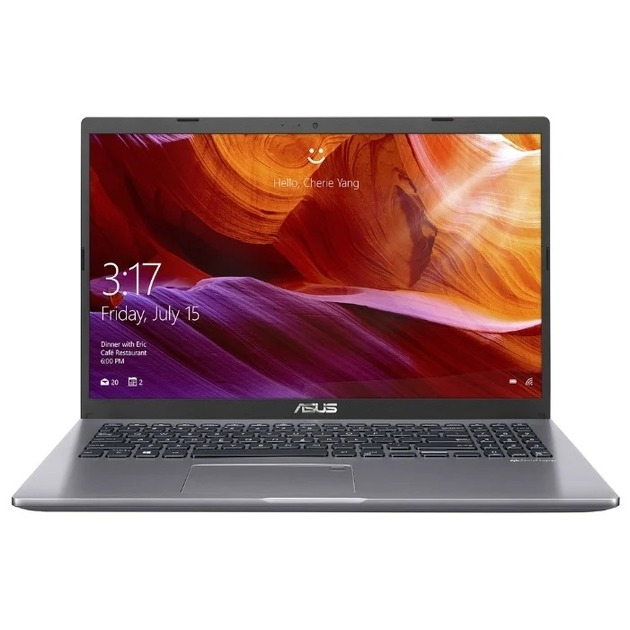 Ноутбук Asus VivoBook X509JA-BQ767T Core i3 1005G1/4Gb/SSD512Gb/Intel UHD Graphics/15.6/IPS/FHD (1920x1080)/Windows 10/black/WiFi/BT/Cam