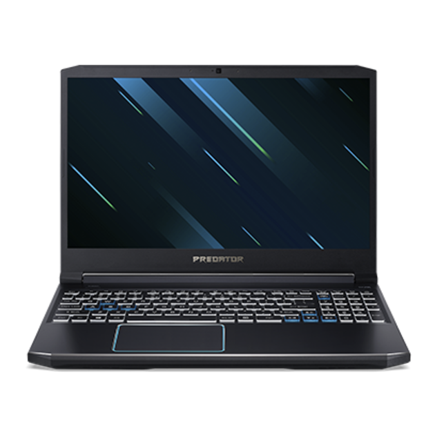 Ноутбук Acer PH315-52-55FN Predator Helios 300  15.6'' FHD(1920x1080) IPS/Intel Core i5-9300H 2.40GHz Quad/8GB+512GB SSD/GF GTX1660Ti 6GB/WiFi/BT5.0/1.0MP/2in1/4cell/2.40kg/Linux/1Y/BLACK