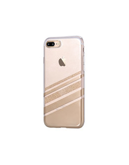 Чехол-накладка Vouni Brilliance Case для смартфона Galaxy iPhone 7 Plus/8 Plus (Цвет: Champagne Gold)