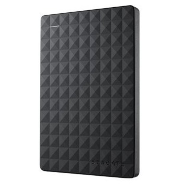Жесткий диск Seagate Original USB 3.0 2Tb STEA2000400 Expansion Portable 2.5 (Цвет: Black)