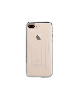 Чехол-накладка Devia Crystal Meteor Soft Case для смартфона iPhone 7 Plus/8 Plus (Цвет: Silver)