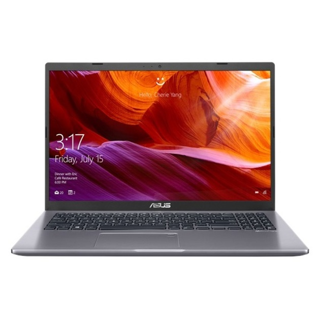 Ноутбук Asus M509DA-BQ206 Ryzen 3 3200U/4Gb/500Gb/AMD Radeon Vega 3/15.6/IPS/FHD (1920x1080)/Endless/grey/WiFi/BT/Cam