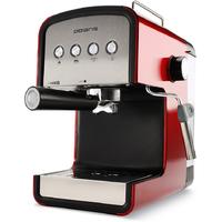 Кофеварка капельная Polaris PCM 1516E Adore Crema 800Вт красный