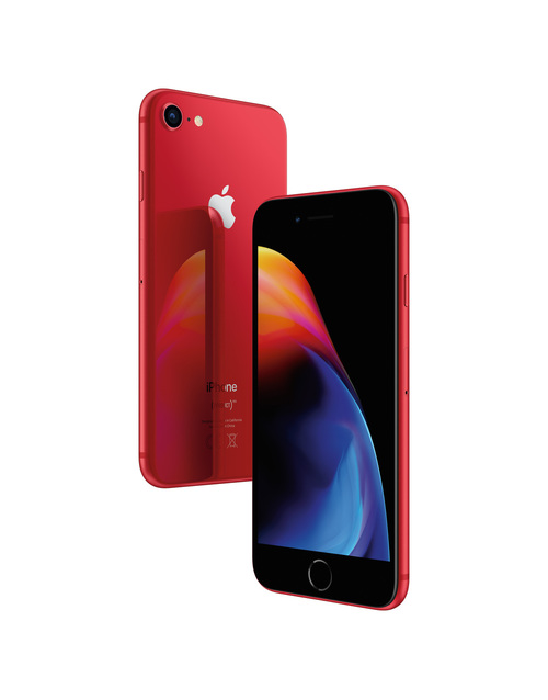 Смартфон Apple iPhone 8 256Gb (Цвет: Red) EU