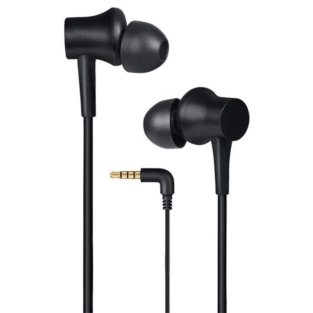 Наушники Xiaomi Mi Earphones Basic (Цвет: Black)