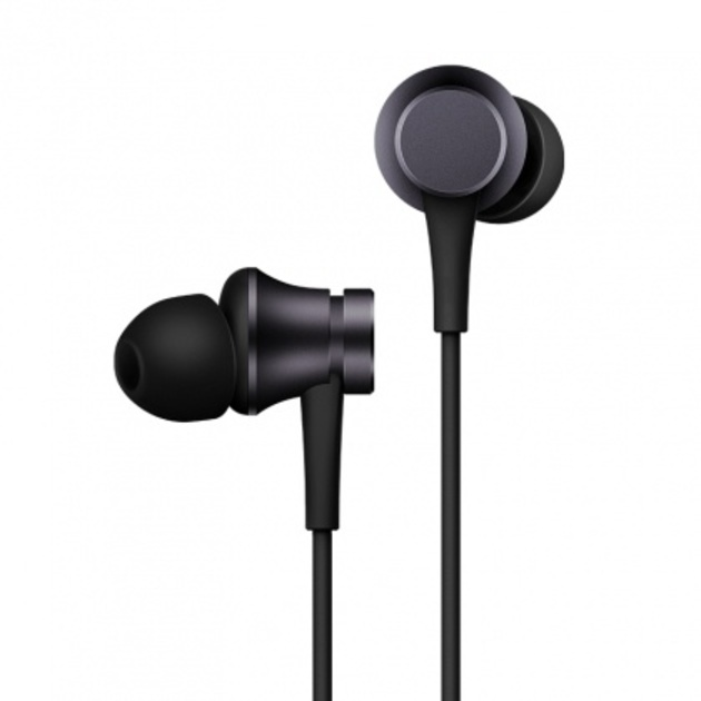 Наушники Xiaomi Mi Piston Headphones Basic (Цвет: Matte Black)