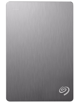 Жесткий диск Seagate Original USB 3.0 5Tb STDR5000201 Backup Plus 2.5 (Цвет: Silver)