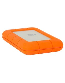 Жесткий диск Lacie Original USB 3.0/Thunderbolt 2Tb STEV2000400 Rugged V2 2.5 (Цвет: Orange)