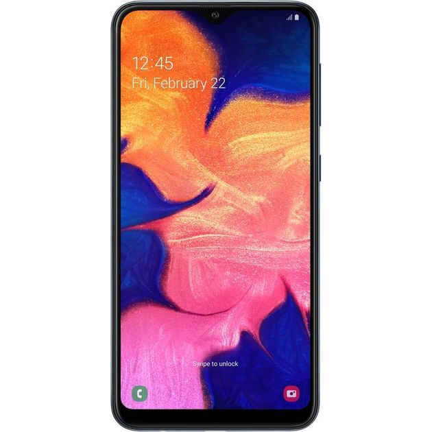 Смартфон Samsung Galaxy A10 SM-A105F/DS 32Gb (Цвет: Black)