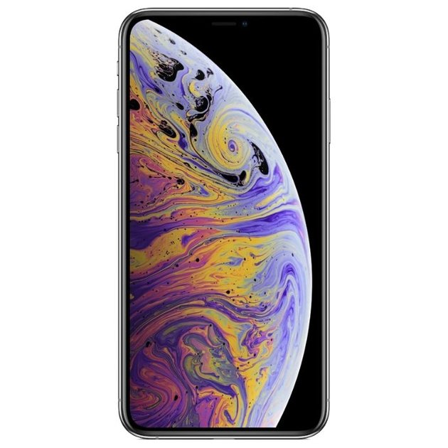 Смартфон Apple iPhone Xs Max 64Gb (Цвет: Silver)