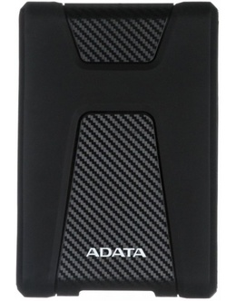 Жесткий диск A-Data USB 3.1 2Tb AHD650-2TU31-CBK HD650 DashDrive Durable 2.5 (Цвет: Black)