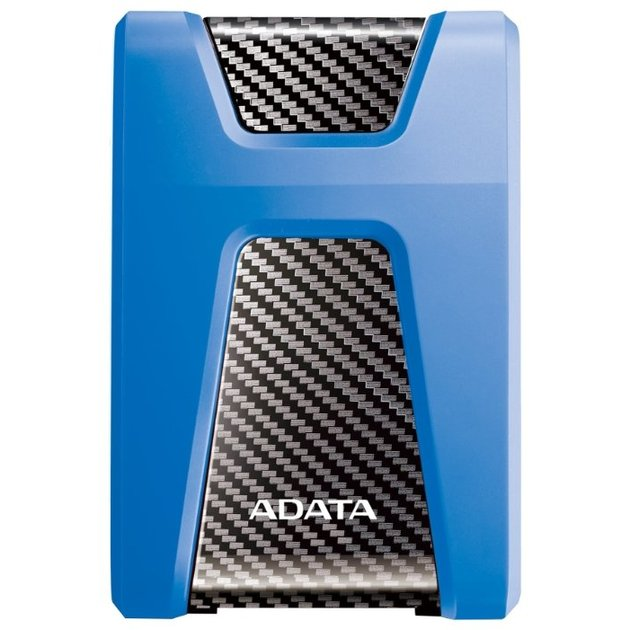 Жесткий диск A-Data USB 3.1 1Tb AHD650-1TU31-CBL HD650 DashDrive Durable 2.5 (Цвет: Blue)