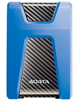 Жесткий диск A-Data USB 3.1 2Tb AHD650-2TU31-CBL HD650 DashDrive Durable 2.5 (Цвет: Blue)