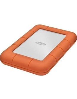Жесткий диск Lacie Original USB 3.0 4Tb LAC9000633 Rugged Mini 2.5 (Цвет: Orange)