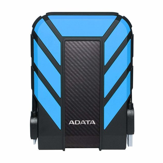 Жесткий диск A-Data USB 3.0 1Tb AHD710P-1TU31-CBL HD710Pro DashDrive Durable 2.5 (Цвет: Blue)