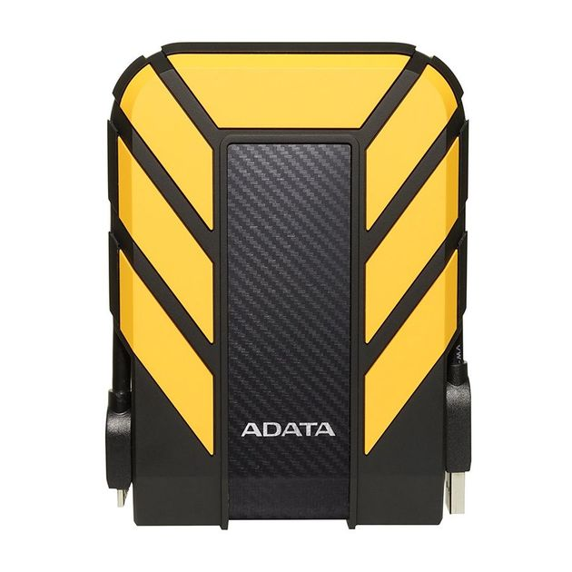 Жесткий диск A-Data USB 3.0 1Tb AHD710P-1TU31-CYL HD710Pro DashDrive Durable 2.5 (Цвет: Yellow)