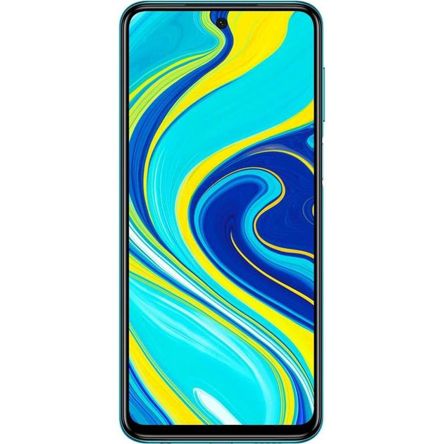 Смартфон Xiaomi Redmi Note 9S 4/64Gb RU (Цвет: Aurora Blue)