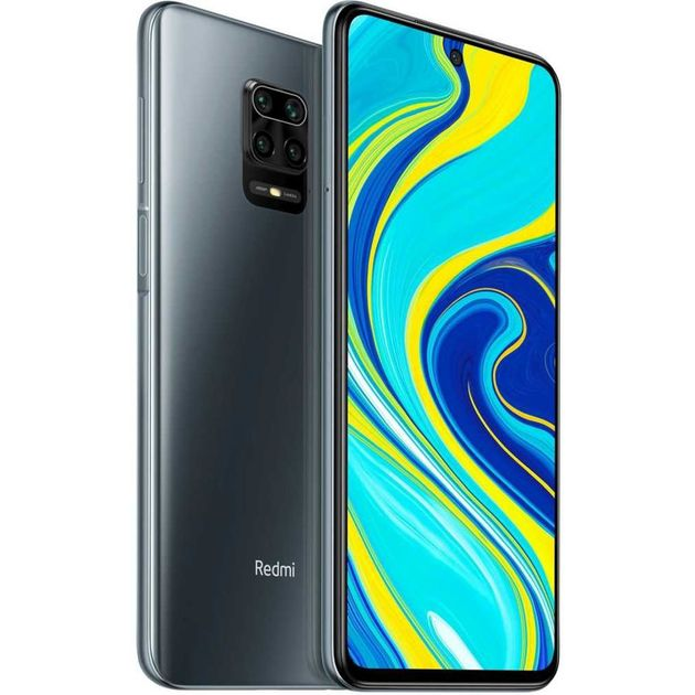 Смартфон Xiaomi Redmi Note 9S 4/64Gb RU (Цвет: Interstellar Gray)