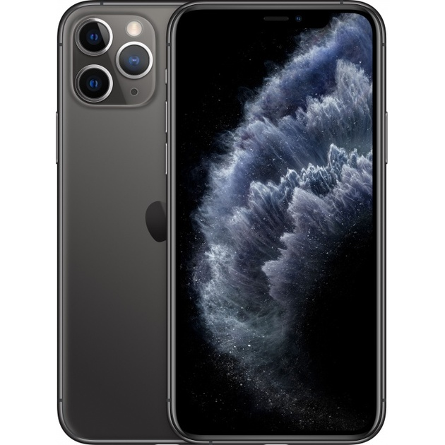 Смартфон Apple iPhone 11 Pro 256Gb MWC72RU/A (Цвет: Space Gray)