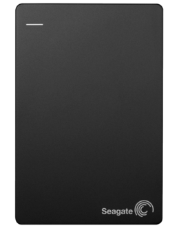 Жесткий диск Seagate Original USB 3.0 2Tb STDR2000200 Backup Plus Slim 2.5 (Цвет: Black)